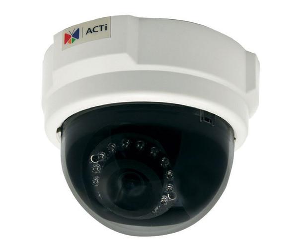 ACTi E56 3MP Indoor IR Dome IP Security Camera