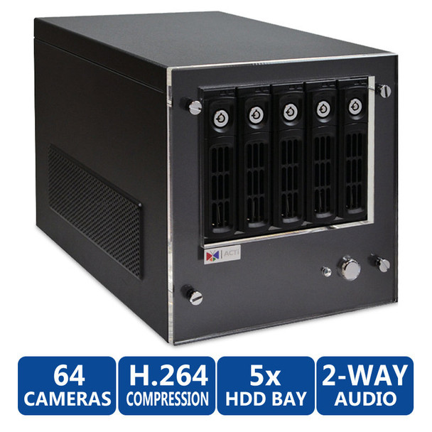 ACTi GNR-3000 32ch Standalone Network Video Recorder