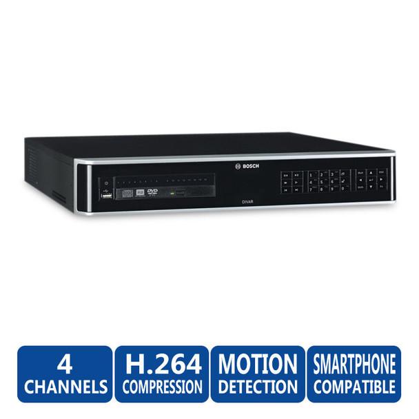 Bosch DVR-5000-04A000 DIVAR 5000 960H 4ch DVR -No HDD