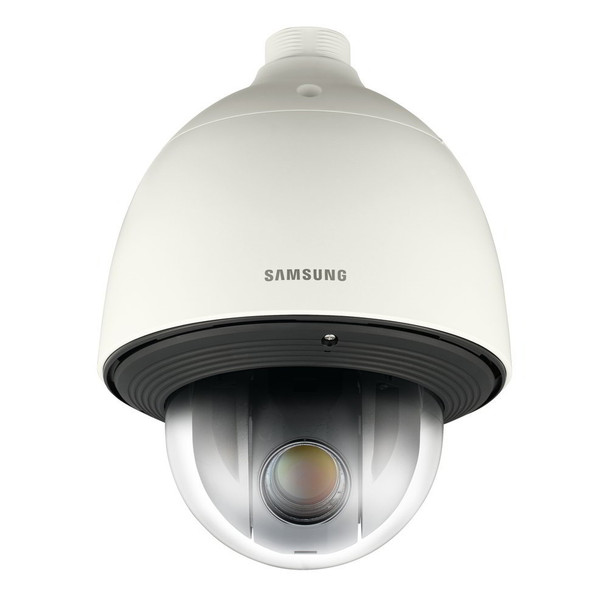 Samsung SNP-6201H 2MP Outdoor PTZ Dome IP Security Camera with Heater