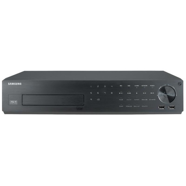 Samsung SRD-880D-1TB 8-Channel HD-SDI H.264 Hybrid Digital Video Recorder - 1TB