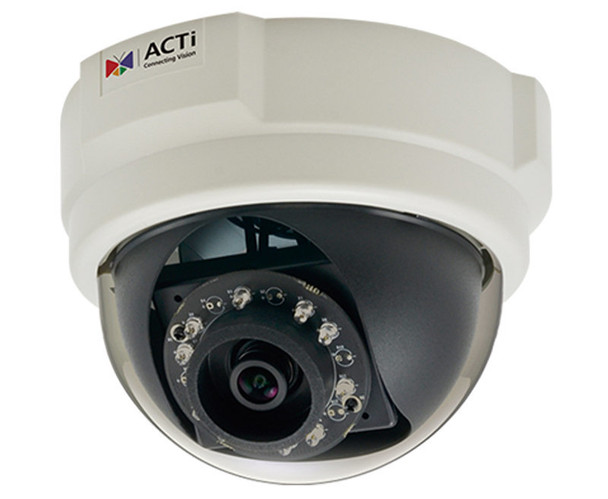 ACTi E57 1.3MP Indoor IR Dome IP Security Camera
