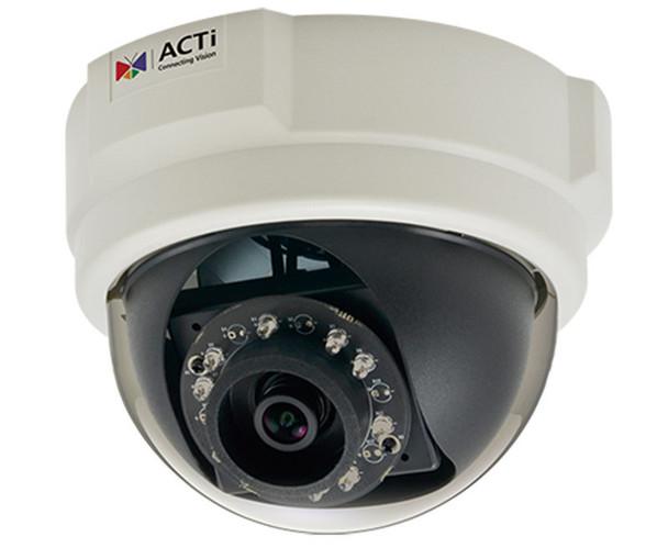 ACTi E58 1080p HD Indoor IR Dome IP Security Camera