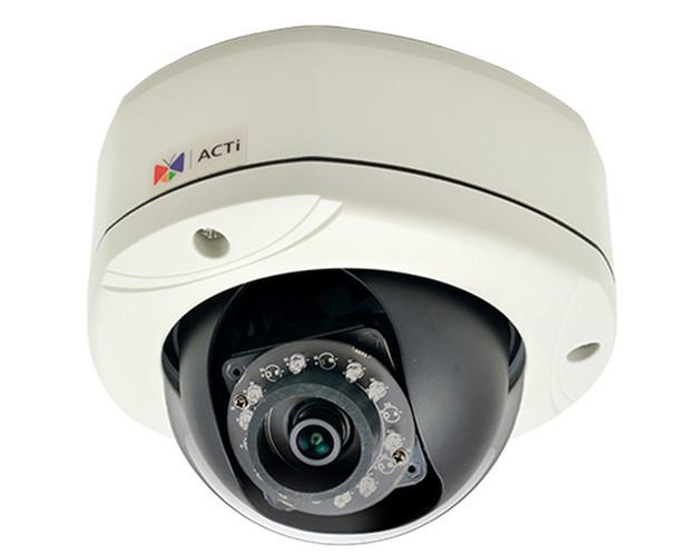 ACTi E76 2MP Outdoor IR Dome IP Security Camera