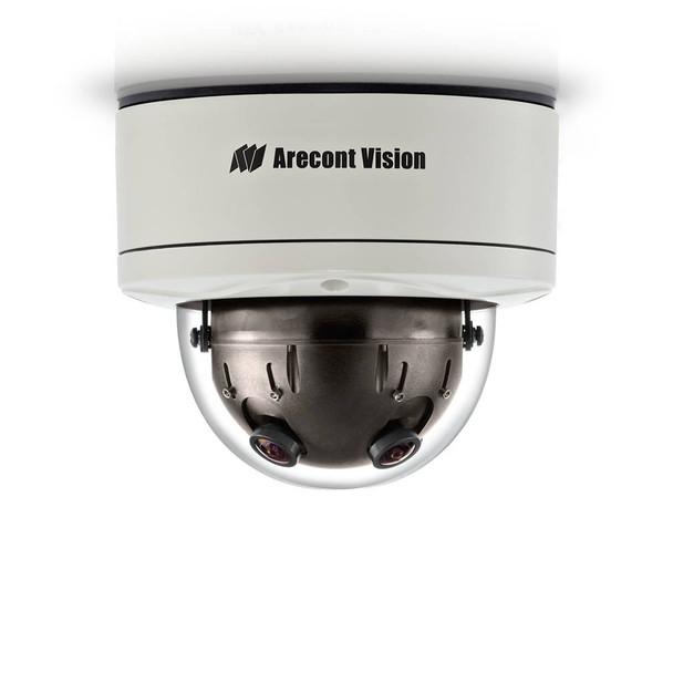 Arecont Vision AV12366DN 12MP 360-degree Panoramic Multi-sensor Dome IP Security Camera