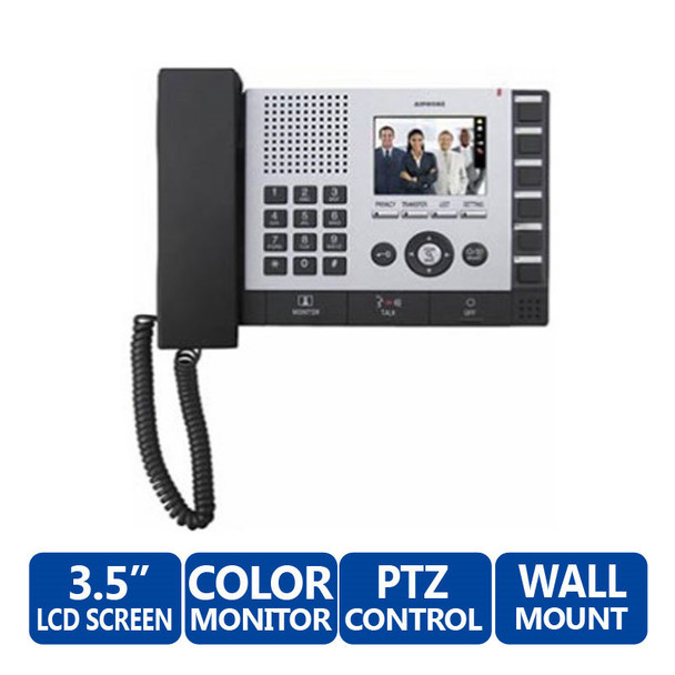 Aiphone IS-IPMV IP Video Master Station - IS Series IP Video Security Communication System