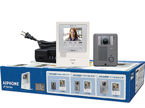 Aiphone JFS-2AED Hands-Free Color Video Intercom System