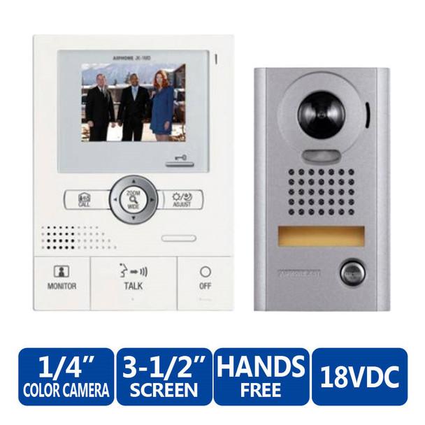 Aiphone JKS-1ADV JK Series Hands-free Color Video Intercom System - PTZ