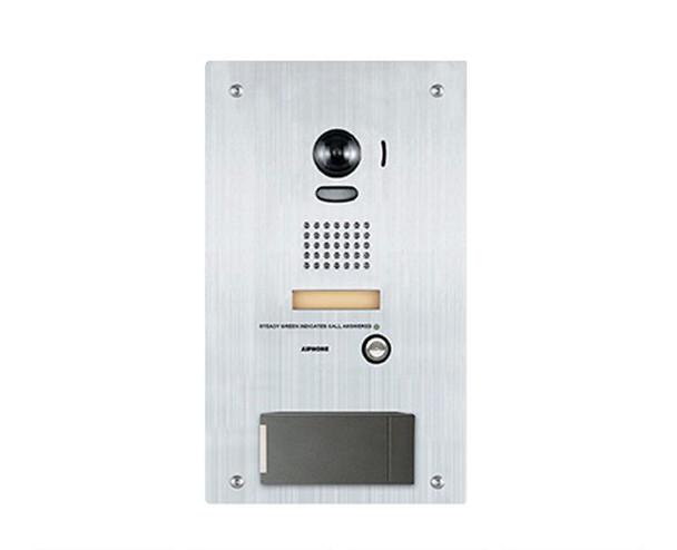 Aiphone IS-DVF Vandal-Resistant Color Video Door Station