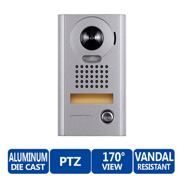 Aiphone IS-DV Surface Mount Video Door Station