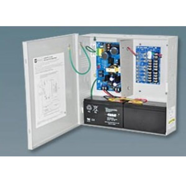 Altronix AL400ULPD8 8 Fused Outputs Power Supply - 12VDC @ 4A or 24VDC @ 3A