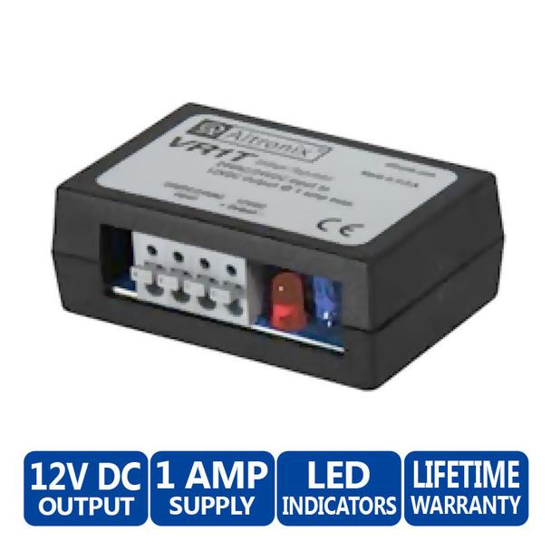 Altronix VR1T Voltage Regulator - 24VAC/24VDC to a 12VDC @ 1A