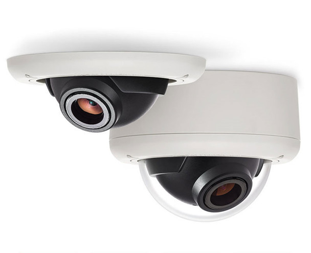 Arecont Vision AV3246PM-D - 3MP H.264 Motorized P-Iris Lens Day/Night Flush Mount Indoor Dome IP Security Camera - WDR