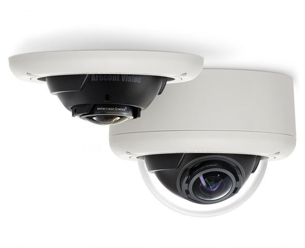 Arecont Vision AV5245DN-01-D-LG 5MP Indoor Dome IP Security Camera