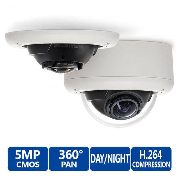 Arecont Vision AV5245DN-01-D-LG - MegaBall