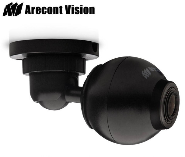 Arecont Vision AV3146DN-3310-W - Megaball 3Mp Network Day/Night WDR Indoor Dome Security Camera