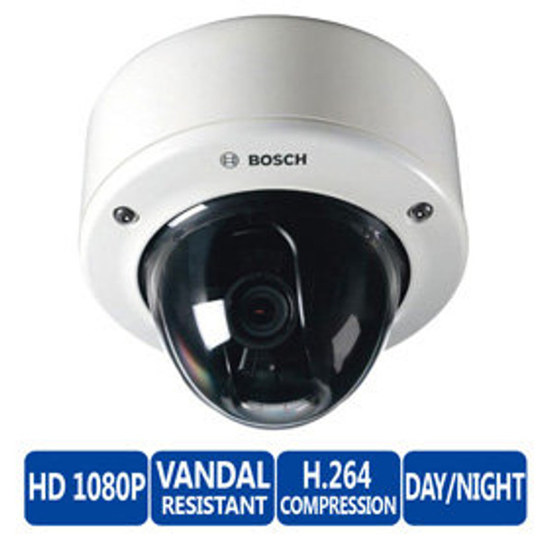 Bosch NIN-832-V03PS 2MP Dome IP Security Camera - SMB