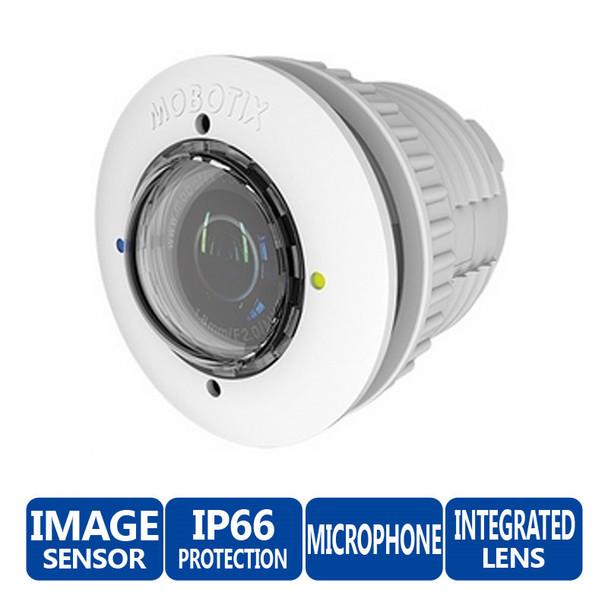 MOBOTIX MX-SM-N51-PW B&W L51 Sensor Module