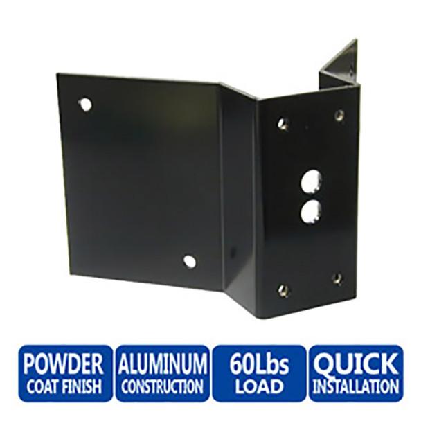 Panasonic PAPM3B Black pole mount adapter