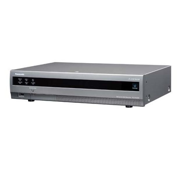 Panasonic WJ-NV200 i-PRO SmartHD Network Video Recorder - 2 TB HDD
