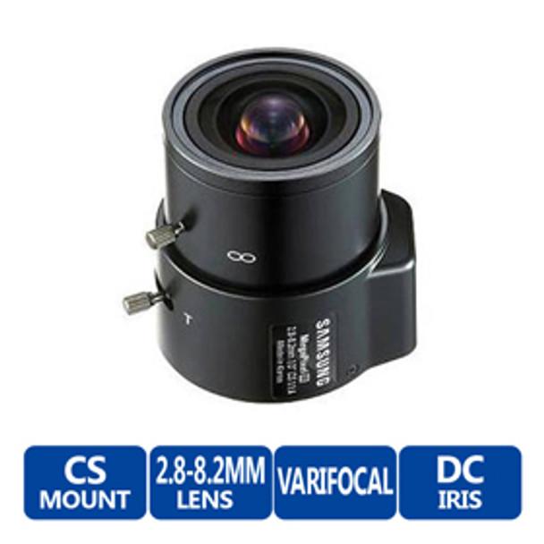 Samsung SLA-M2882 CS-mount Varifocal Lens - 2.8-8.2mm