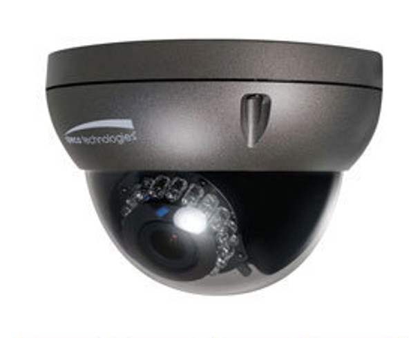 Speco O2D4 2MP IR Indoor/Outdoor Dome IP Security Camera - 3.6-16mm Varifocal Lens