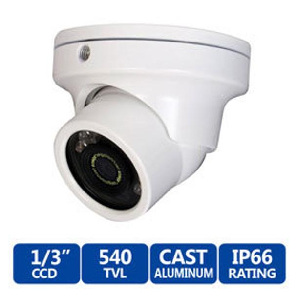 Speco CVC71HRW IR Color Turret CCTV Analog Security Camera