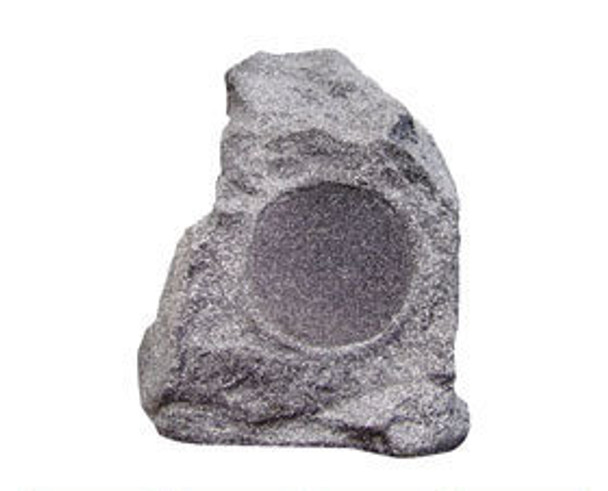 "Speco SPRK65CGT 6.5"" 70/25V Outdoor Rock Speaker - Transformer (Granite)"