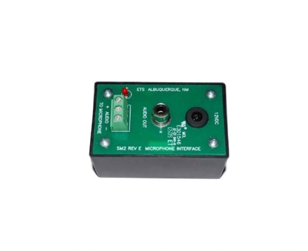 ETS SM2 Single Channel Audio Interface for use with all SM1 series Microphones