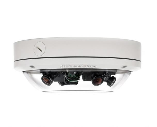 Arecont Vision AV20175DN-08 20MP Outdoor Multi-sensor IP Security Camera - 4x 8mm Lenses