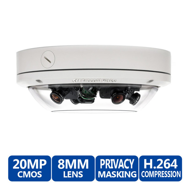 Arecont Vision AV20175DN-NL - 20MP H.264