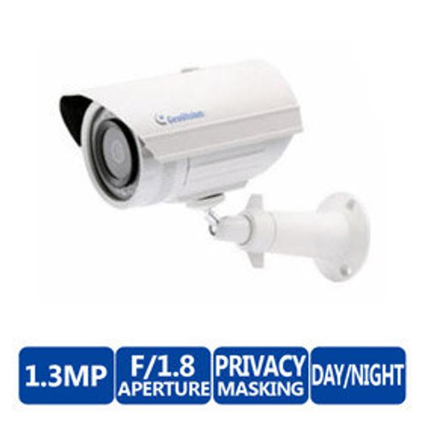Geovision GV-EBL1100-1F 1.3MP IR Outdoor Bullet IP Security Camera