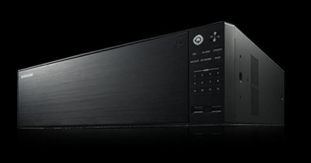 Samsung SRN-4000-8TB 64-Channel Premium Network Video Recorder - 8TB
