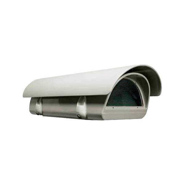 "Videotec HPV36K1A000B Verso Compact Camera Housing - 14"" w/ Sunshield and Heater, 100VAC"