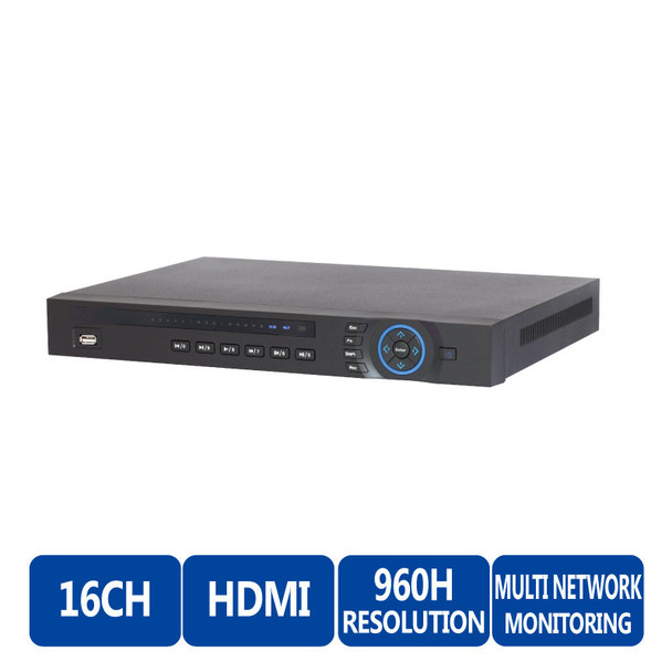 DH Vision DVR5216A 16 Channel 960H Realtime Digital Video Recorder