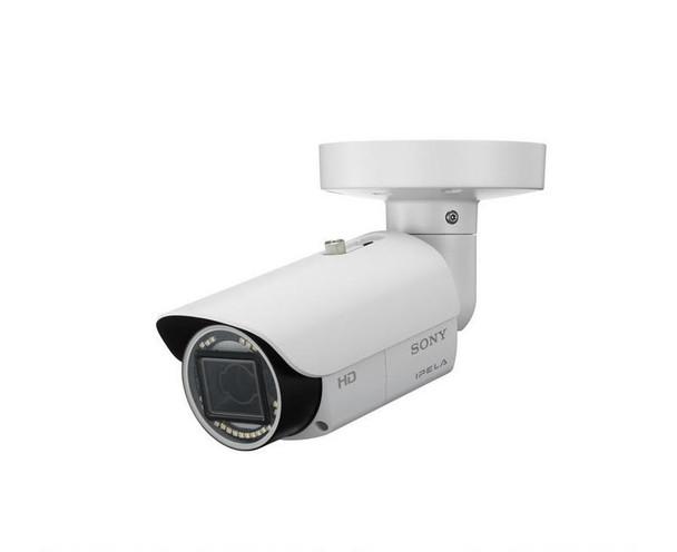 Sony SNC-EB632R 2.1MP IR Outdoor Bullet IP Security Camera - IPELA ENGINE EX, True Day/Night