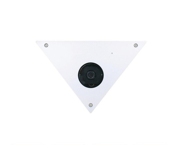 Videocomm CCD-S650EV 650tvl Corner Mount Vandal Proof Security Camera