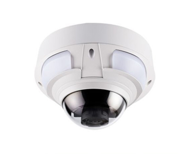 Geovision GV-VD2540 Outdoor 1080p HD Dome IP Security Camera - Super Low Lux, WDR, 82 ft. Intelligent IR, IK10, 2 Year Warranty