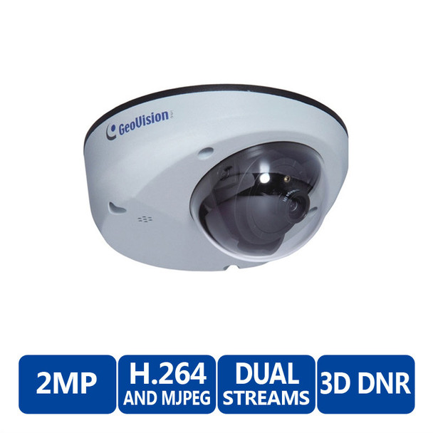 GeoVision GV-MFD2501-4F