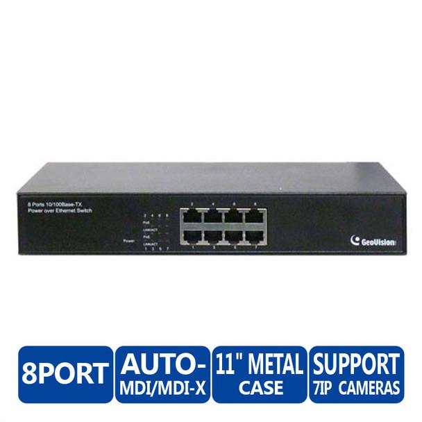GeoVision GV-POE0800