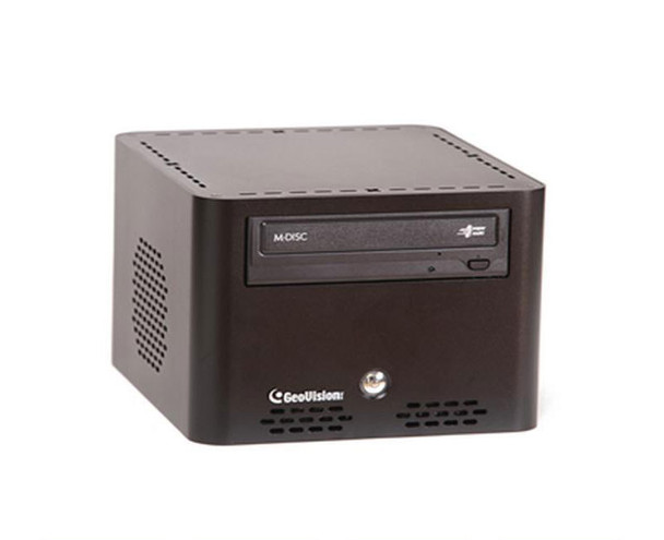 Geovision UVS-NVR-NC52T-C32 GV-Cube NVR 32ch Network Video Recorder - i5 processor, 2TB Storage