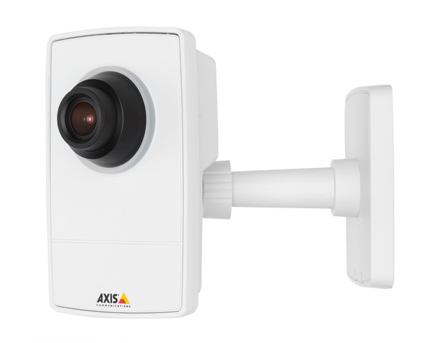 Axis M1025 1080p HD Indoor IP Security Camera - 3.6mm fixed lens, POE, MicroSD Slot