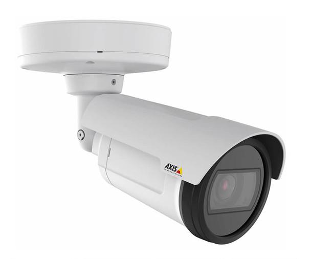 Axis P1405-E 2MP Outdoor HD Bullet IP Security Camera - POE, 2.8-10mm lens, P-Iris, Edge Storage, Corridor View