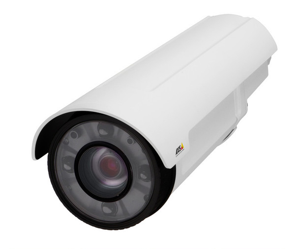 AXIS Q1765-LE PT Mount 2MP IR Outdoor Bullet IP Security Camera 0644-001 - 18x optical zoom, Corridor View