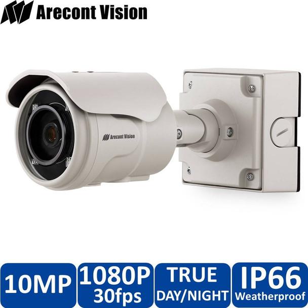 Arecont Vision AV10225PMTIR-S 10MP Bullet IP Security Camera