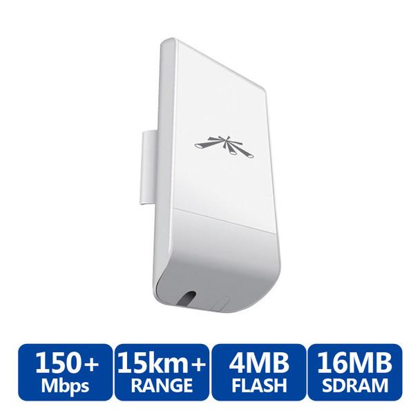 Ubiquiti LOCOM2-US NanoStation2 Loco Broadband Outdoor Wireless CPE Access  Point