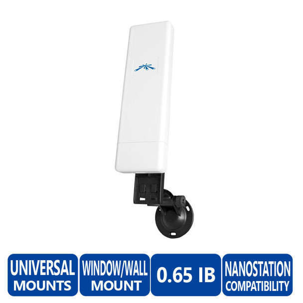Ubiquiti NS-WM Window Mount for NanoStation