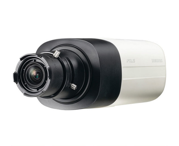 Samsung SNB-8000 5MP Box IP Security Camera - Built-in Microphone