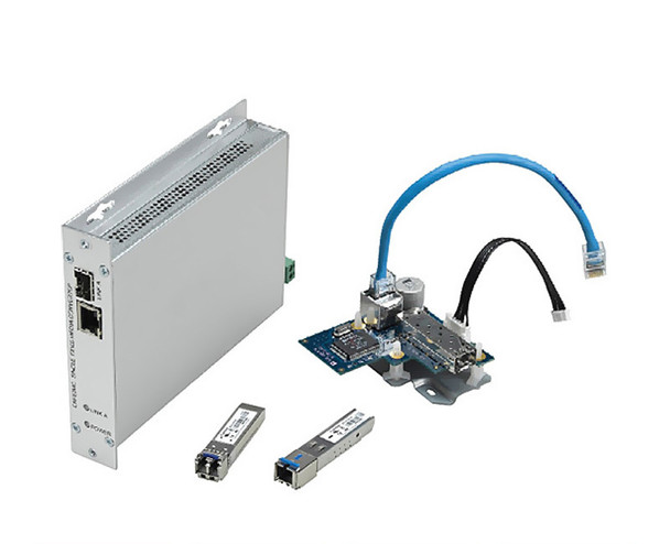 Bosch VG4-SFPSCKT Fiber Optic Ethernet Media Converter Kit
