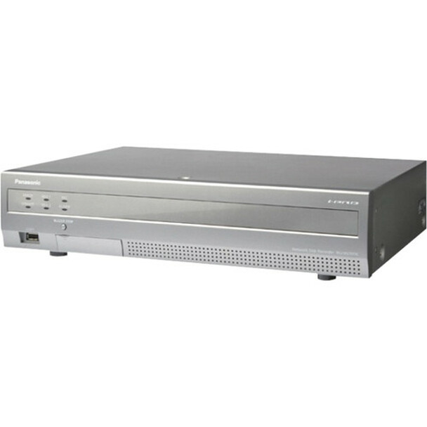 Panasonic WJ-NV300/4000T4 32-Channel Network Video Recorder - 4TB Storage, 2x HDMI, 1080P,